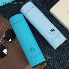 Stainless Steel Insulated Thermos Vacuum Flasks Cup Coffe Tea Mug Bottle 450ML