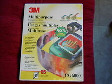 3M Multipurpose Transparency Film, CG6000, New, Factory Sealed, 65 Sheets