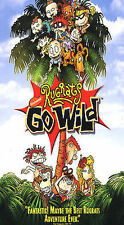 Rugrats Go Wild (VHS, 2003) Pre Owned