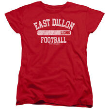Friday Night Lights EAST DILLON LIONS FOOTBALL Athletic T-Shirt All Sizes