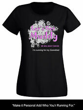 Let's Get Muddy Race For Cancer Research Women T-Shirt Plus Size Available