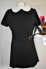 1960s inspired,  Mod- Scooter,  Dress by Pop Boutique - Vintage Reprodution