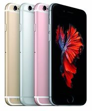 NEW Apple iPhone 6S 16GB 64GB Gold Silver Space Gray GSM Factory Unlocked Phone
