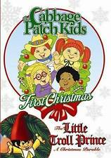 Cabbage Patch Kids First Christmas/The Little Troll Prince (DVD, 2013)