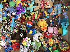 Jellycat  Lamaze  Mothercare  Mamas&Papas baby rattle carseat/pram soft toys