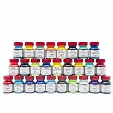 Angelus Collection Edition Color Set Acrylic Leather Sneaker Paint Shoe Dye 1 oz