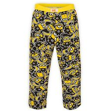 Despicable Me Minions Official Gift Mens Lounge Pants Pajama Bottoms