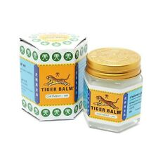 Tiger Balm White Muscle Ointment Massage Rub Pain Relief Free Shipping