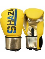 Mesh Holes Top Pro Boxing Gloves Synthetic Leather Holes with Plam die