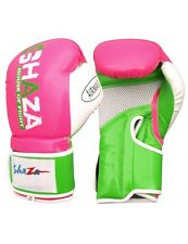 Top Quality Florescent Airmaxx Boxing Gloves Professional quality PU leather