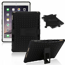 Heavy Duty Shock&Scratch Resistant Case Cover For Apple iPad Mini 1 2 3 iPad 6