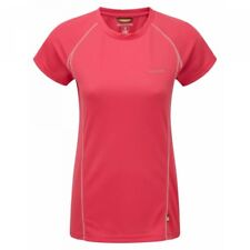 Craghoppers Womens Ladies Sport Wicking Base Layer Vitalise T-shirt Pink