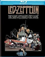 LED ZEPPELIN The Song Remains the Same  BLU RAY Blu-ray Disc, 2008 SEALED!