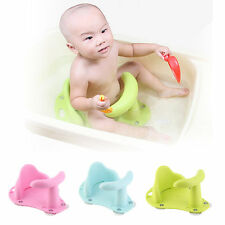 New Baby Bath Tub Ring Seat Infant Child Toddler Kids Anti Slip Safety Chair CH