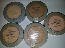 Neutrogena Mineral Sheers Powder Foundation Compact SPF 20 *Variety