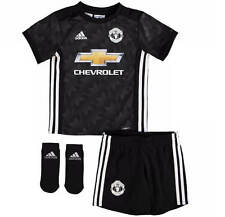 Manchester United Baby Away Kit 2017/18