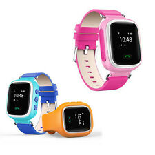 HOT Smart Child Kids Watch Anti-lost LBS SOS Locator Tracker Voice Call Message