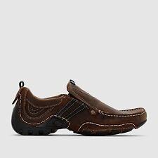 Dockers By Gerli Mens Leather Loafers