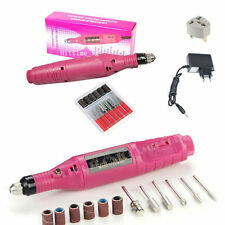 Polish Pen Shape Electric Nail Drill Machine Art Salon Manicure File Tool CI