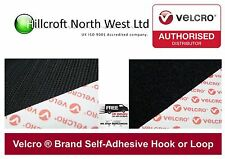 Genuine VELCRO Brand PS14 Self Adhesive Hook Or Loop Tape 1 Metre x 20/25/50mm