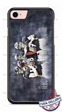 Denver Broncos Most Famous Players Phone Case Cover for iPhone 7 Samsung  HTC