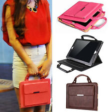 Handbag PU Leather Magnetic Stand protective Case Cover for iPad 234 Air mini