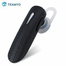 Teamyo Bluetooth Headset Mini Stereo Sport Wireless Earphone with Mic Hands Free