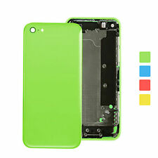 New Aluminum Metal Replacement Battery Housing Back Case Cover For iPhone 5C