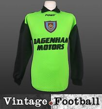 Pony West Ham United Goalkeeper Football Shirt 1994/96 (Size: S) WHUFC