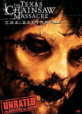 The Texas Chainsaw Massacre: The Beginning (DVD, 2007, Unrated)