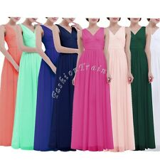Sexy Women's Long Boho Evening Formal Party Cocktail Bridesmaid Prom Gown Dress