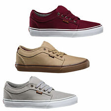 VANS CHUKKA LOW MEN'S SHOES TRAINERS LEISURE SHOES SKATE SHOES NEW