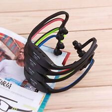 new USB Sport Running MP3 Music Player Headset Headphone Earphone TF Slot DS