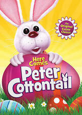 HERE COMES PETER COTTONTAIL DVD (NEW)