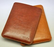 For Amazon Kindle Voyage Pouch Bag Slim Cover Microfiber Leather Sleeve Case