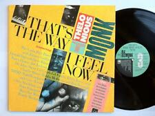 Various - That's The Way I Feel Now: A Tribute To Thelonious Monk LP Vinyl - A&