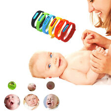 Children Adult Mosquito Repellent Bracelet Wristband Band For Anti-Toxic 1 pcs