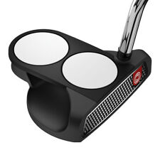 New Odyssey Golf O-Works 2-Ball Putter w/ Super Stroke Pistol GT Tour Grip