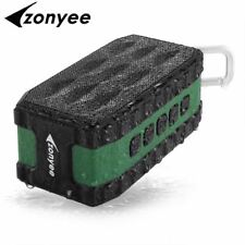 Zonyee TK100 Bluetooth Speaker Portable IP67 Waterproof NFC Wireless 10W Subwoof