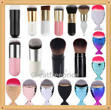 1895 Kabuki Makeup Brush Face Powder Foundation Blush Contour Cosmetic Tool