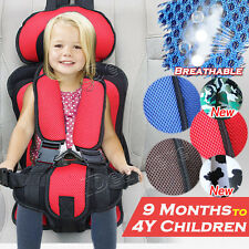 CA Useful Portable Safety Baby Car Seat Toddler Infant Convertible Booster Chair