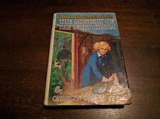 Nancy Drew #13 The Mystery of the Ivory Charm w/ Dust Jacket 1959B-51 25 chapter