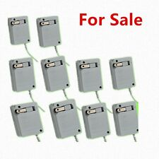 10pcs For Nintendo NDSi XL/L 3DS New Travel AC Adapter Home Wall Charger Lot SR