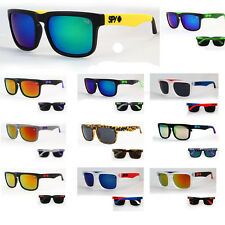 Outdoor Sport Fashion Retro SPY Ken Block Cycling Helm Sunglass Aviator Eyewear