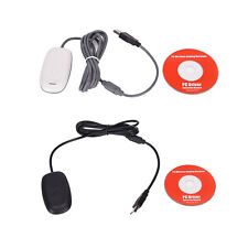 PC Wireless Gaming USB Game Receiver Adapter For Xbox360 Xbox 360 Controller New