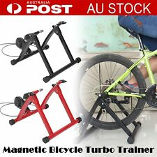 NEW Indoor Bicycle Trainer - Bike Cycling Stationary Magnetic Stand Training AUS