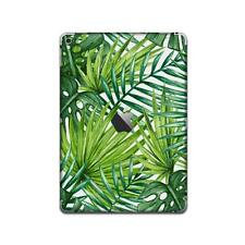 leafs pattern flower iPad Skin STICKER Cover Pro air Decal 2 3 9.7 12.9 IPA125