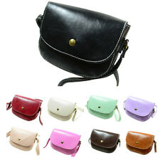 Retro Women Messenger Bags Chain Shoulder Bag Leather Crossbody New Small Bag