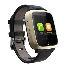 Smart Watch Phone 1G/8G SIM Card Camera Wifi GPS Pedometer for Android IOS HTC