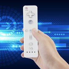 Remote + Nunchuck Controller 2in1 Set For Nintendo Wii Game + Case Skin White SO